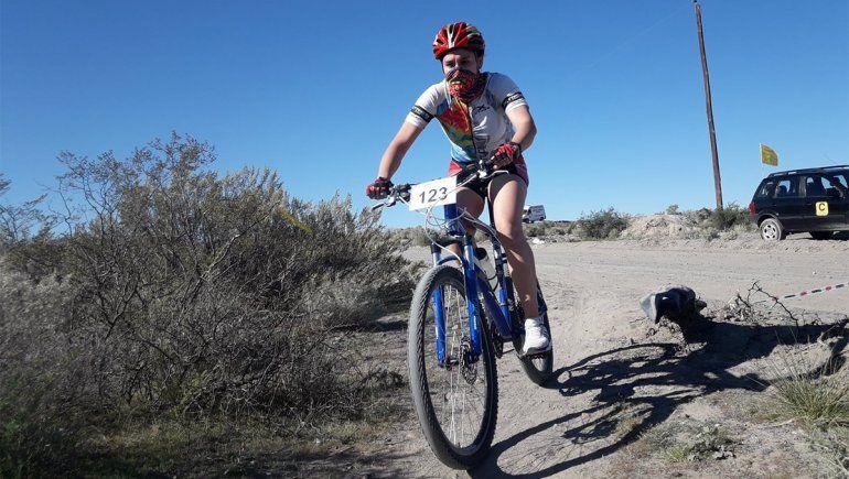 Nueva prueba de ciclismo en las bardas de Cervantes