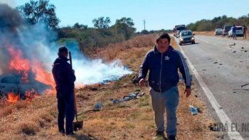 El nieto de Atahualpa Yupanqui falleció en un accidente vial