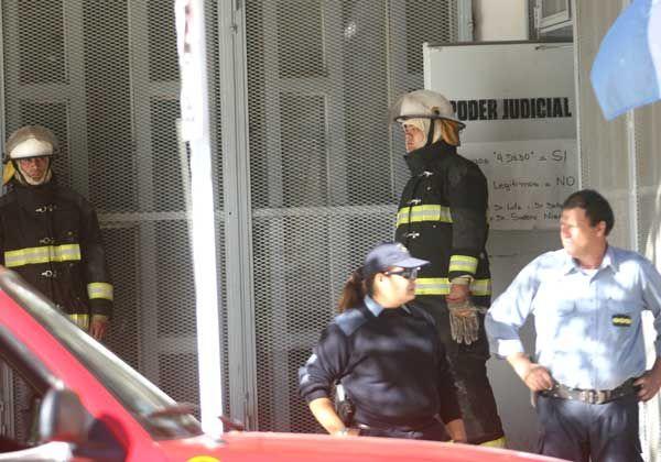 El STJ pidió ser querellante en la causa por la aparición del explosivo