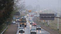 video: el caos en las rutas para llegar a neuquen