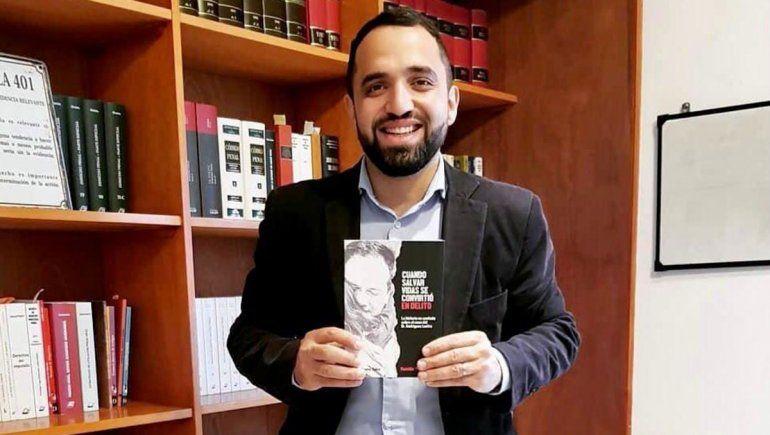 El abogado de Rodríguez Lastra publicó un libro sobre el juicio