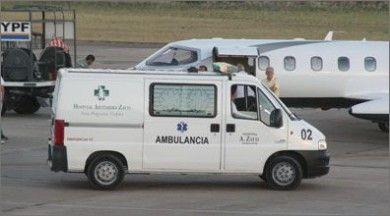 El intendente de Viedma está internado en Buenos Aires