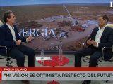 Pablo Iuliano en una nueva entrevista del ciclo 2021 de +e