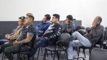 pablo montecino seguira preso tras suspension de un juicio abreviado