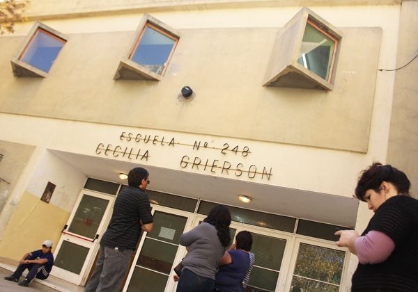 Incertidumbre por la Escuela 248