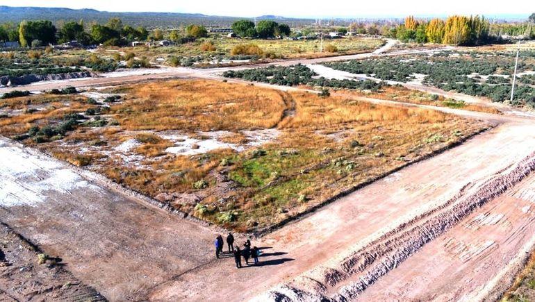 Buteler confirmó más proyectos de RN suelo Urbano para Cipolletti