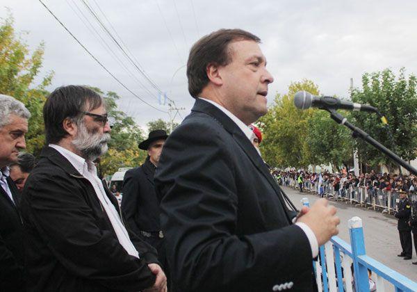 Weretilneck habló sobre la situación de Bariloche