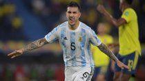 copa america: argentina tiene una duda de ultimo momento