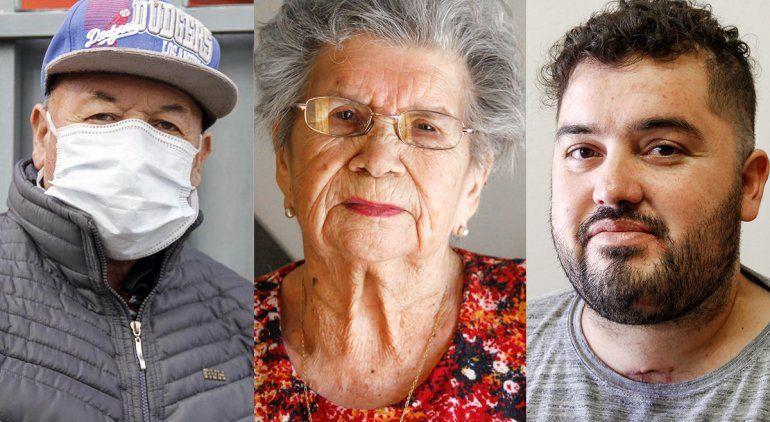 Ganarle al COVID, historias de tres sobrevivientes