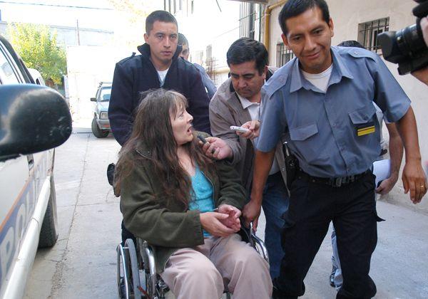 Ordenan que Laila sea alojada en el pabellón femenino de la cárcel de Roca