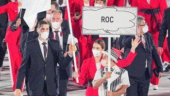 Por qué Rusia compite en Tokio 2020 como ROC