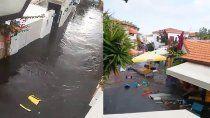 los dramaticos videos del tsunami en turquia