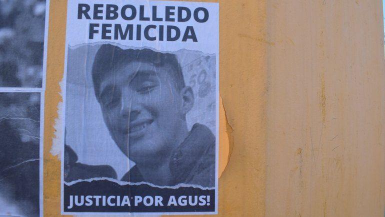 Piden perpetua para Rebolledo por el femicidio de Agustina Atencio