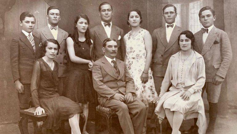 Primeros pobladores: la familia Fernández Carro, pioneros de Allen