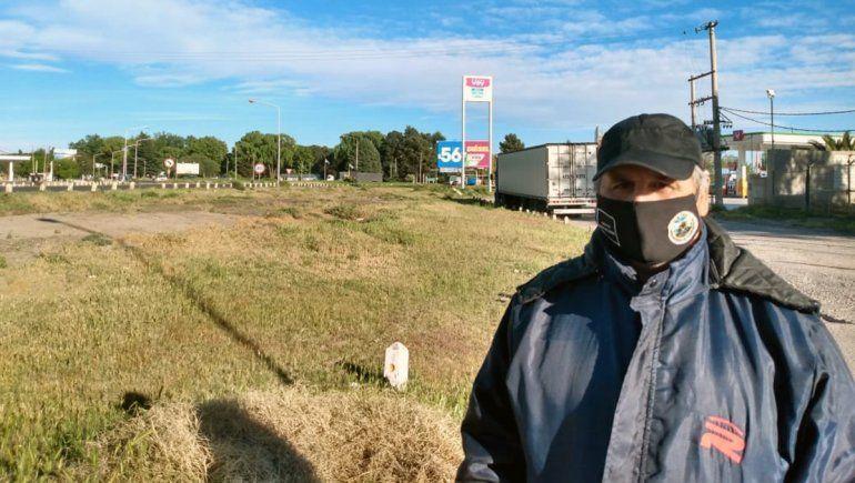 Transportistas afiliados a Untra amenazan con un corte en Rutas 22 y 151