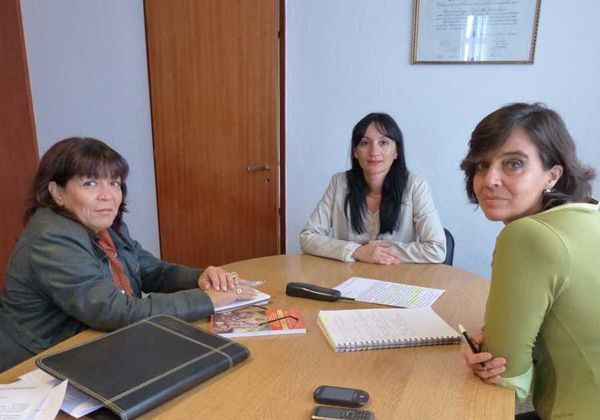 La legisladora Pereira impulsa acciones en defensa de lo derechos