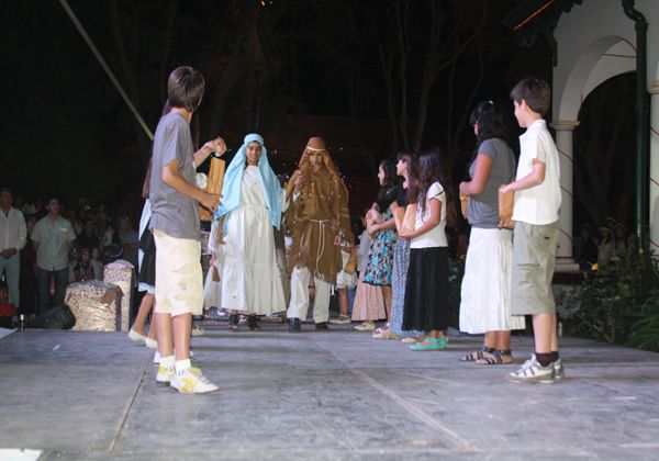 Numeroso público disfrutó de la cantata navideña