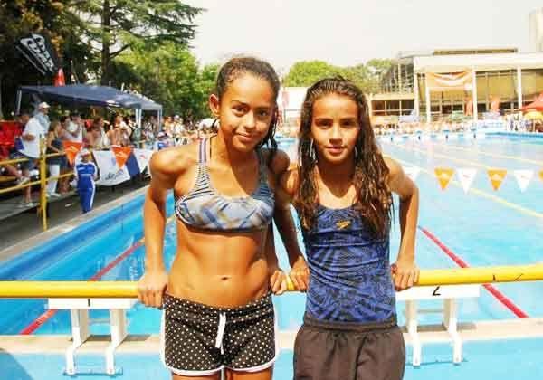 El Club Cipolletti, bien arriba en el Nacional de natación