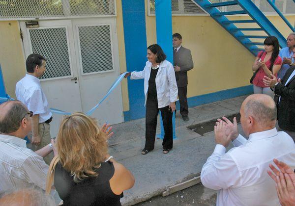 Comenzaron las obras de ampliación de la Facultad de Ciencias Médicas