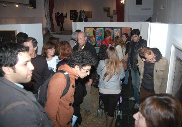 Gran convocatoria del Salón de Artes
