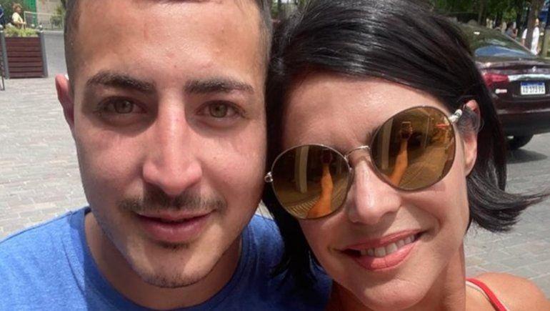 El dolor de Pamela David por el suicidio de su hermano