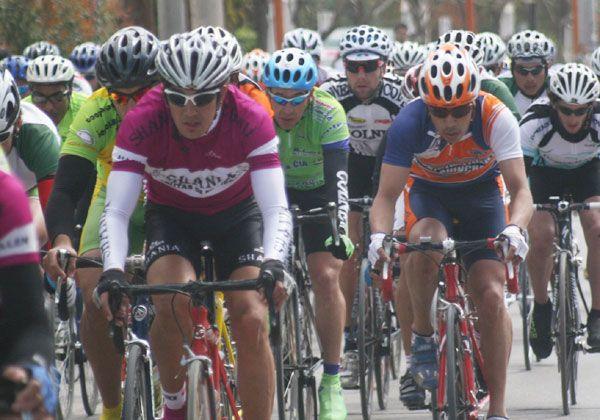 El ciclismo abre los festejos por el Aniversario