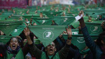 Alberto Fernández promulgará hoy el aborto legal