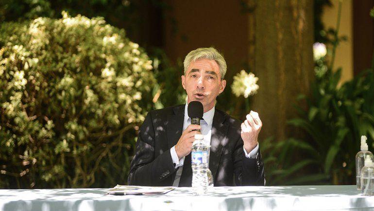 Murió el ministro de Transporte Mario Meoni en un accidente