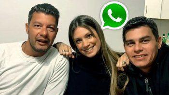 El insólito nombre del grupo de WhatsApp de la familia Battaglia