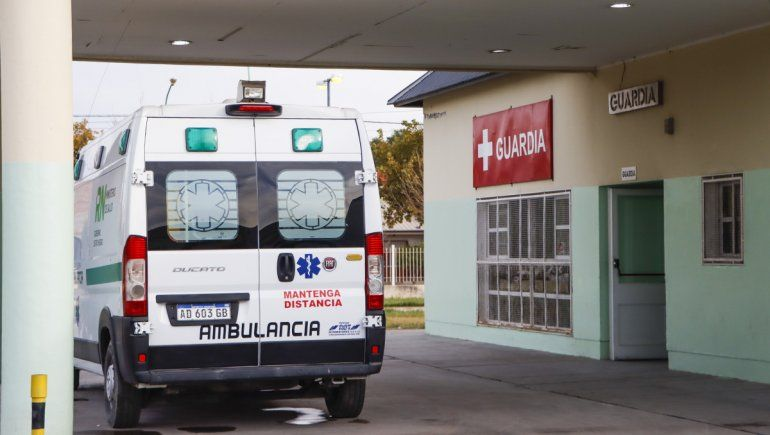 Desde el hospital destacan la baja de la circulación en Cipolletti