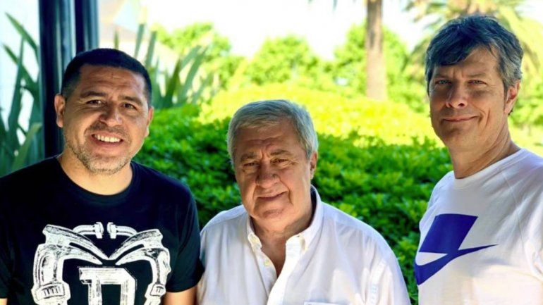 Escándalo en Boca: Pergolini discutió con Riquelme y presentó su renuncia
