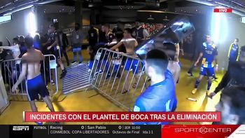 Gravísima e impactante sanción a Boca por los incidentes en Brasil
