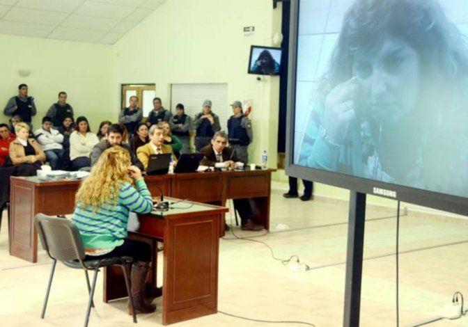 La cipoleña Ruth Montecino dijo que no integra ninguna organización.