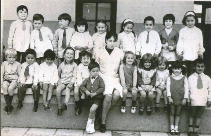 Elsa Beatriz Baltar, maestra que se inició con el Jardín de la Escuela 10