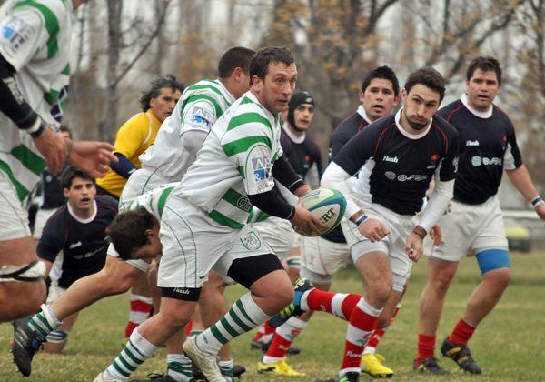 Arranca el Patagónico de rugby