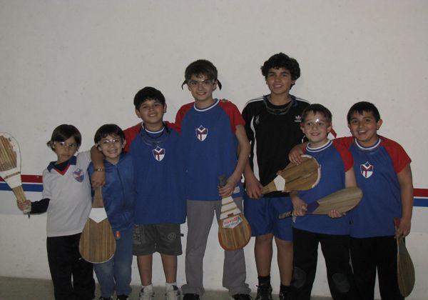 Selectivo pelota – paleta en el Club Unión Alem Progresista