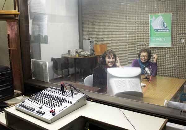 La Sade rionegrina presentó su programa radial