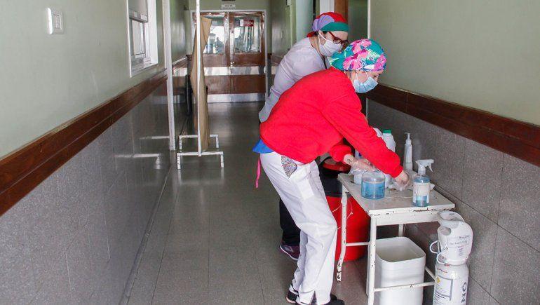 Nueve muertes y 580 pacientes confirmados en Río Negro