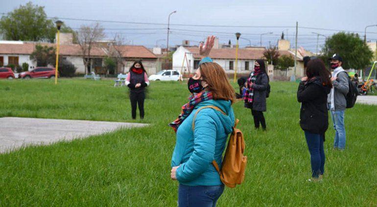 Habilitan reuniones religiosas al aire libre en Fernández Oro