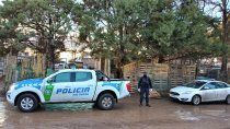 espectacular persecucion y disparos en un asentamiento cipoleno