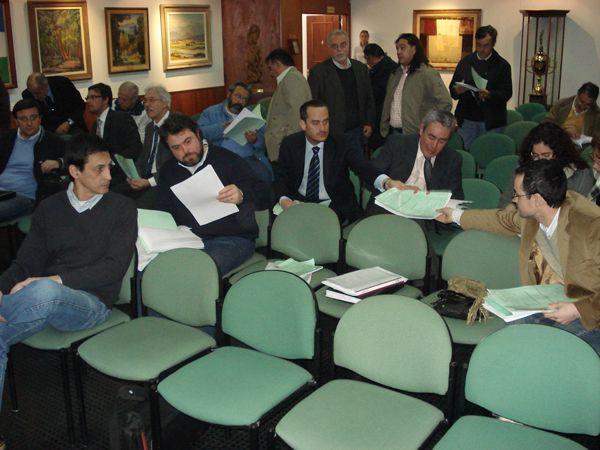 Tribunal Electoral realizó audiencia de presentación de boletas