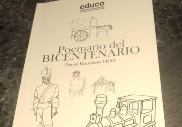 El escritor y periodista Daniel Vico presentará su libro en Fernández Oro