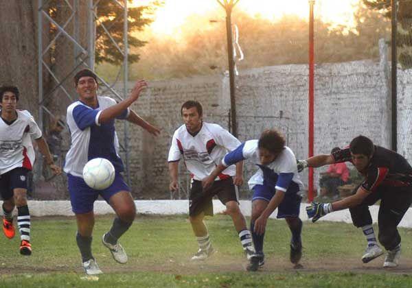 Día de semifinales en el Torneo de Galpones