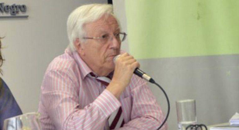 Murió el abogado y ex legislador Oscar Pandolfi