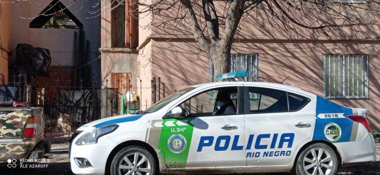 Asaltaron a una pareja de abuelos en el barrio Las Flores - Fue en Jurisdicción de la Comisaría 34.