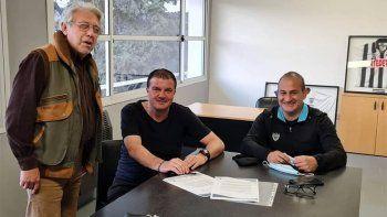 Gustavo Raggio, técnico de Cipo hasta diciembre de 2022.