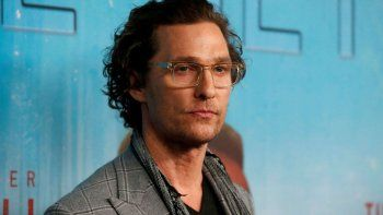 Matthew McConaughey reveló que fue abusado