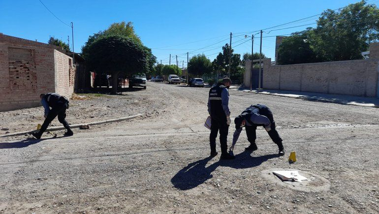 Allen: asesinaron a un joven y los vecinos hallaron el cuerpo