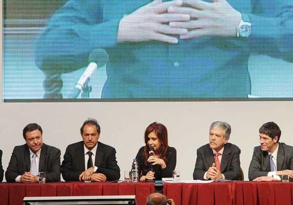 Weretilneck y la Presidenta inauguraron Estación de Televisión Digital de Viedma