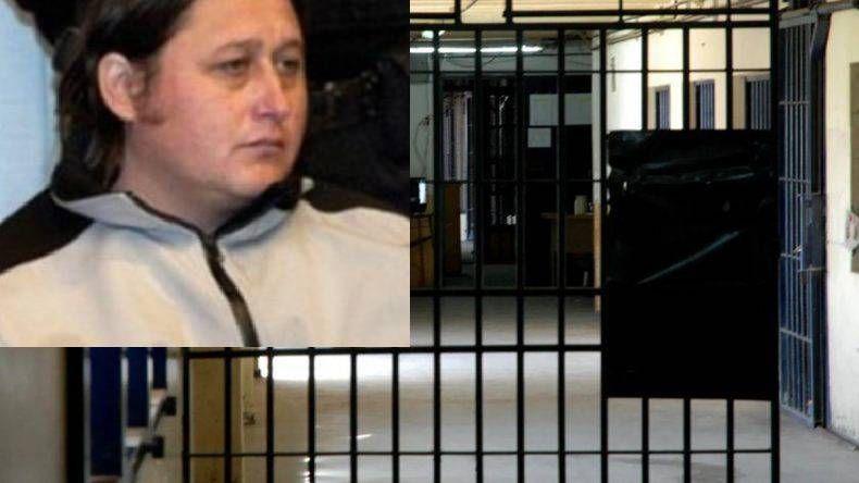 trasladaron al ex jugador de cipo a una carcel federal
